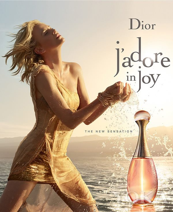 玛丽昂·歌迪亚Dior广告大片 图片来自品牌