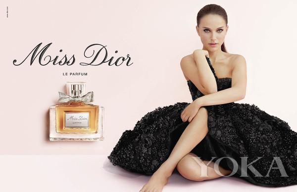 娜塔莉·波特曼Dior广告大片 图片来自品牌