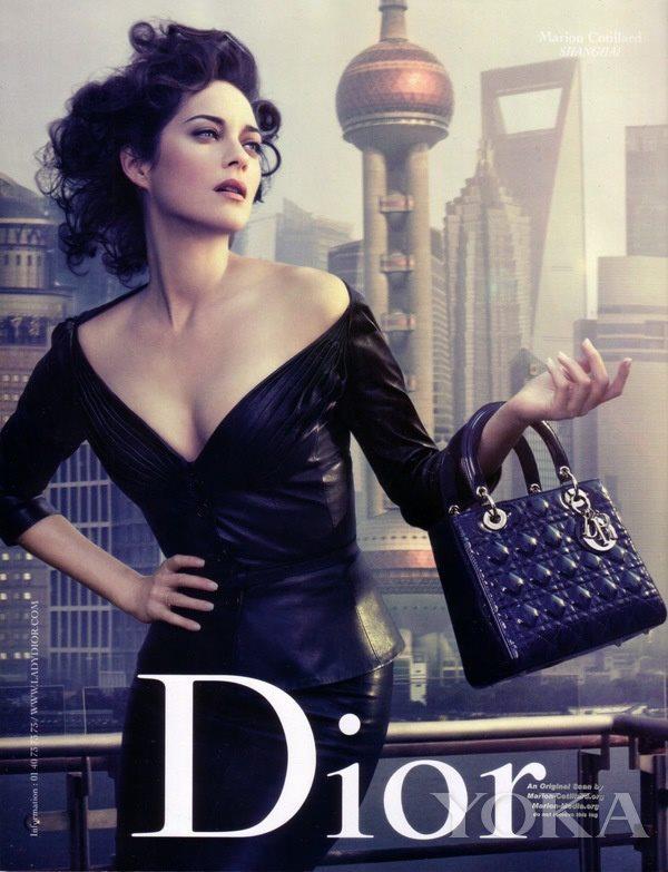 蕾哈娜Dior广告大片 图片来自品牌